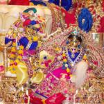 Chota Sri Sri Radha Radhanath - Day