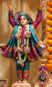 Sri Caitanya Mahaprabhu - Mangal Arati