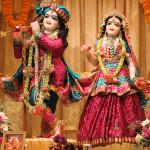 Sri Sri Radha Radhanath - Mangal Arati