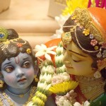 Mother Yashoda & Krishna