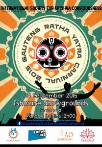Gauteng Ratha Yatra Carnival