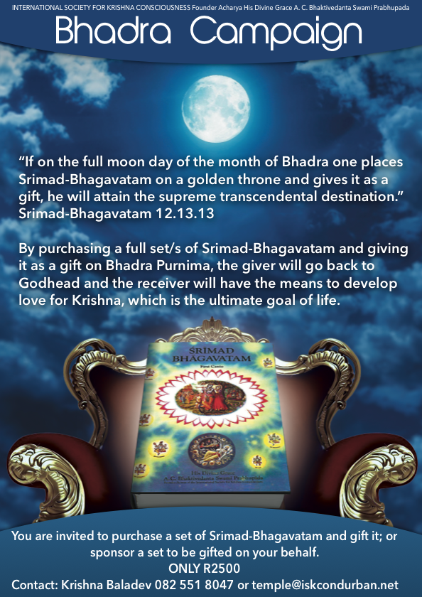 Bhadra Campaign