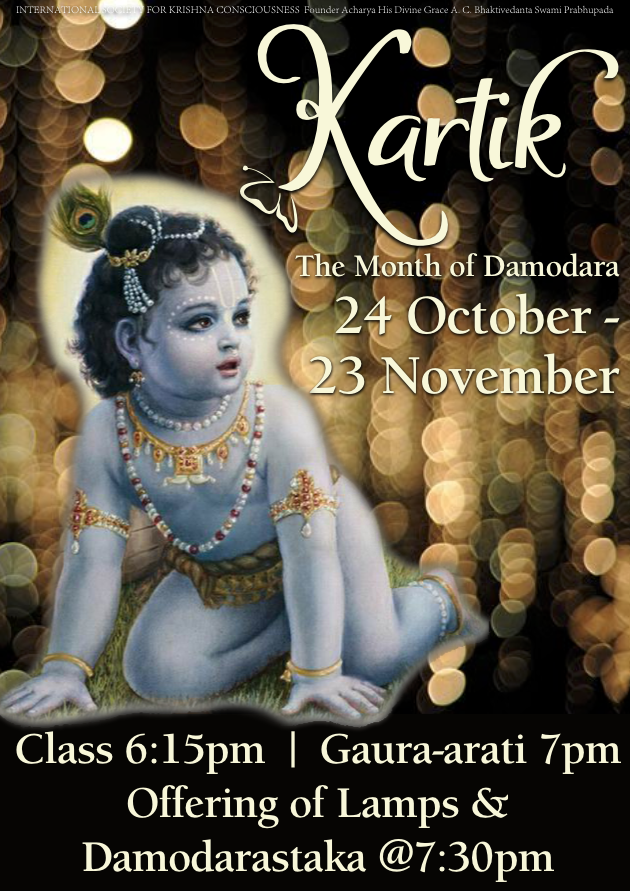 Month of Kartik