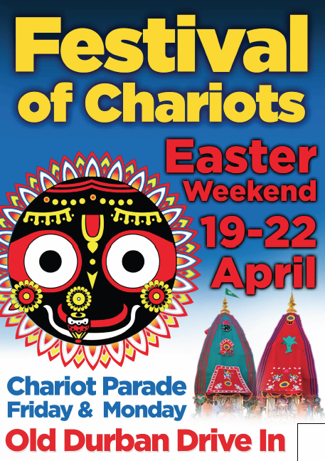 2019 Durban Festival of Chariots