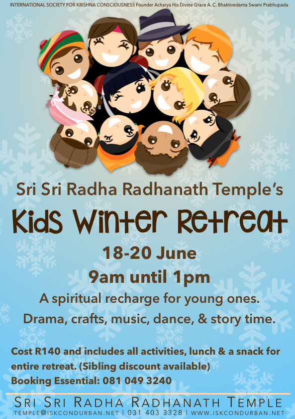 Kids Winter Retreat