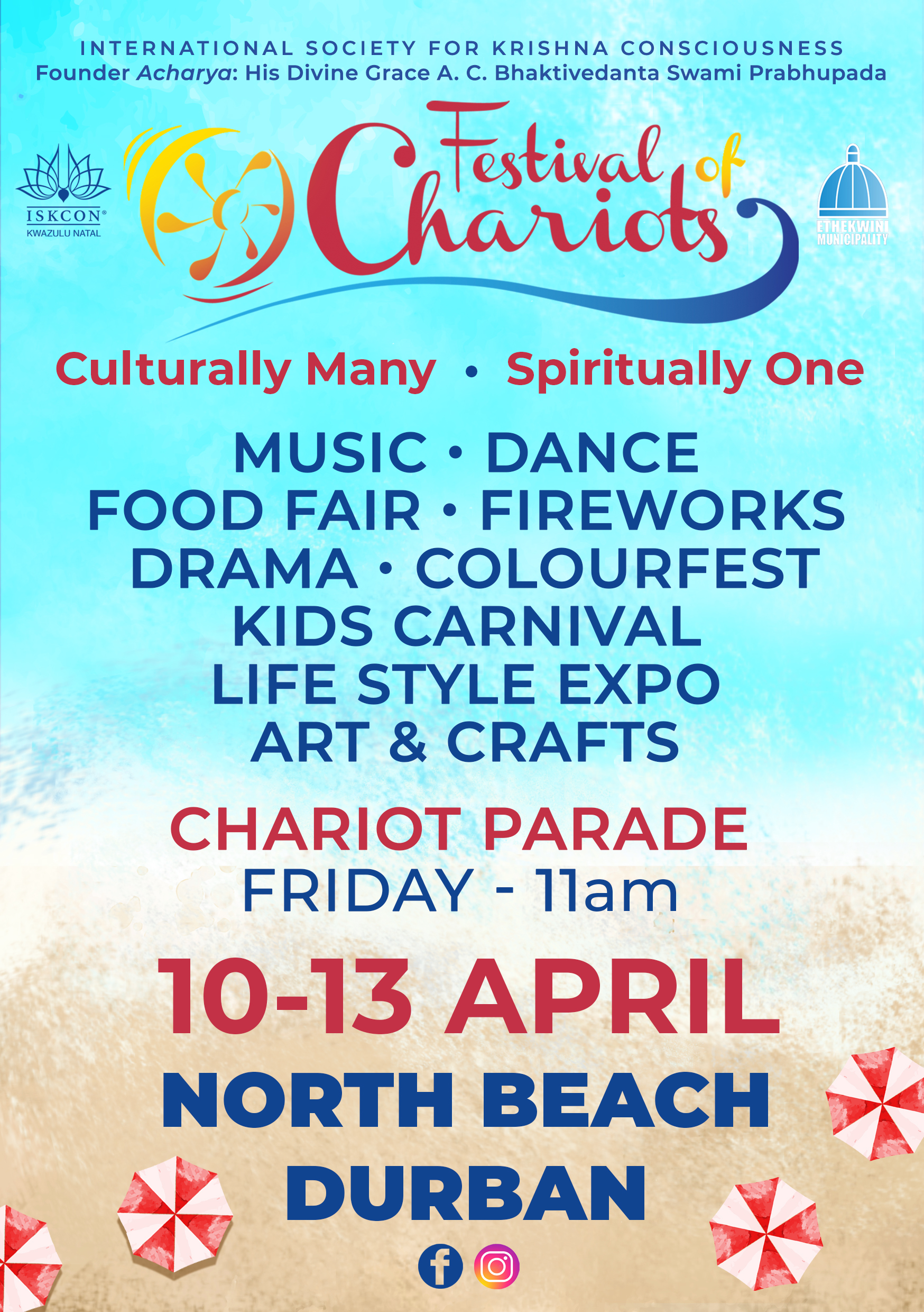 2020 Durban Festival of Chariots