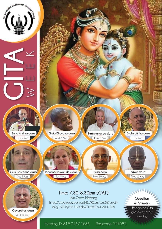 Gita Week ONLINE