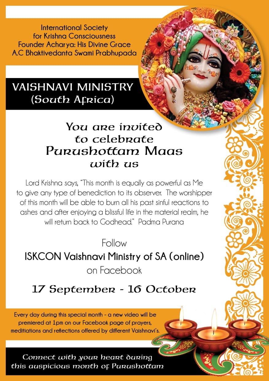 Vaishnavi Ministry SA