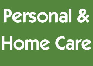 Personal & Home Care