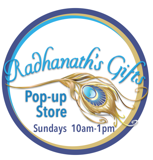 Radhanath's Gifts Pop-up Store